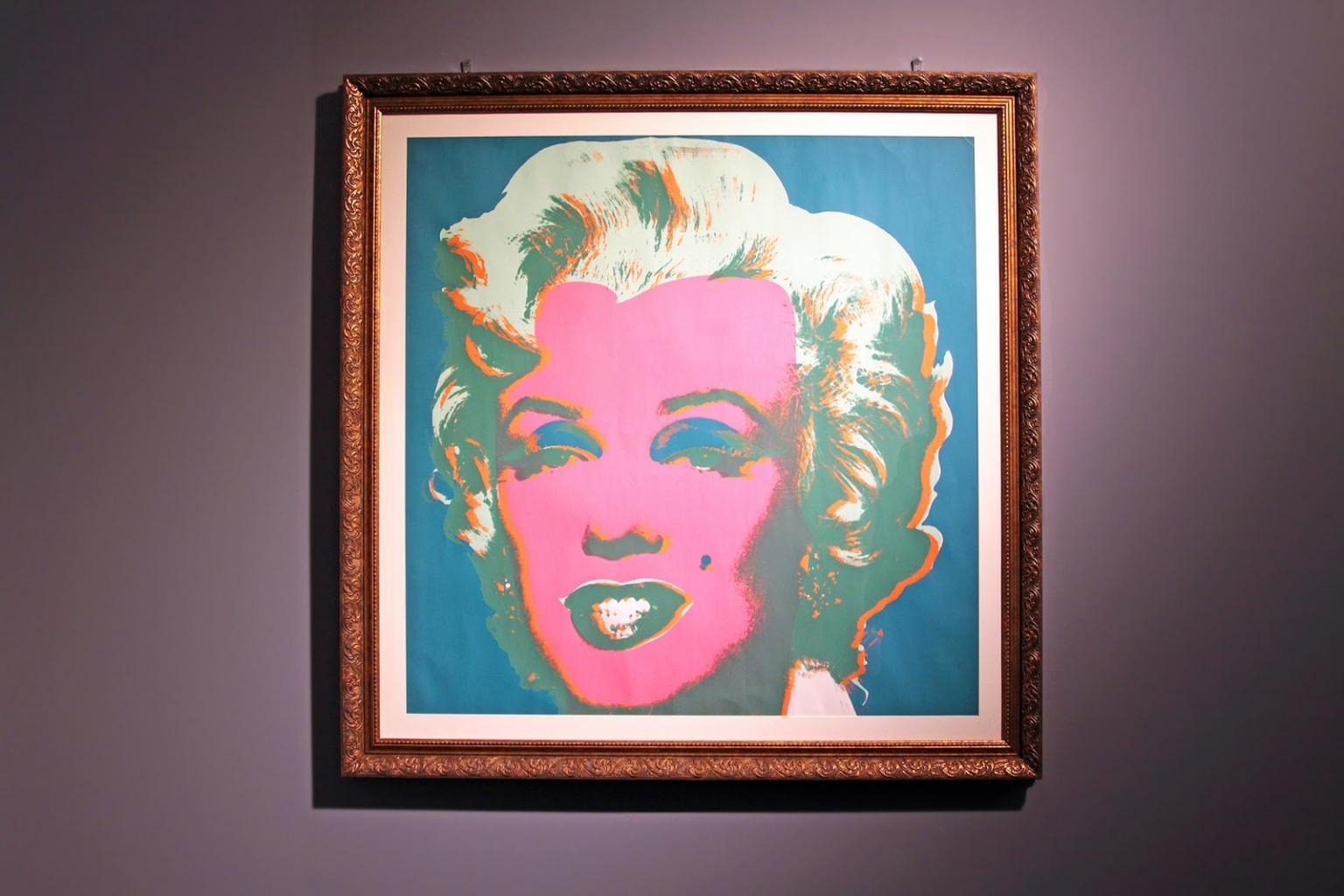 Biztosan te is láttál már Andy Warhol által ihletett, Marilyn tetoválást.