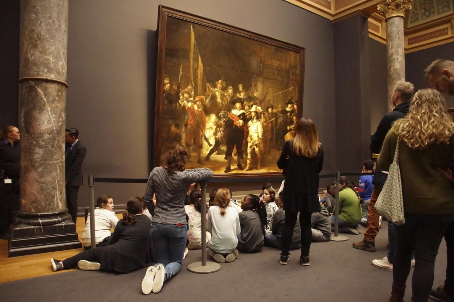 Rembrandt: Éjjeli őrjárat című festménye több mint rejtélyes.