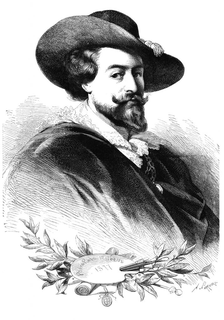 Rubens, Van Dyck és a flamand festészet Budapesten