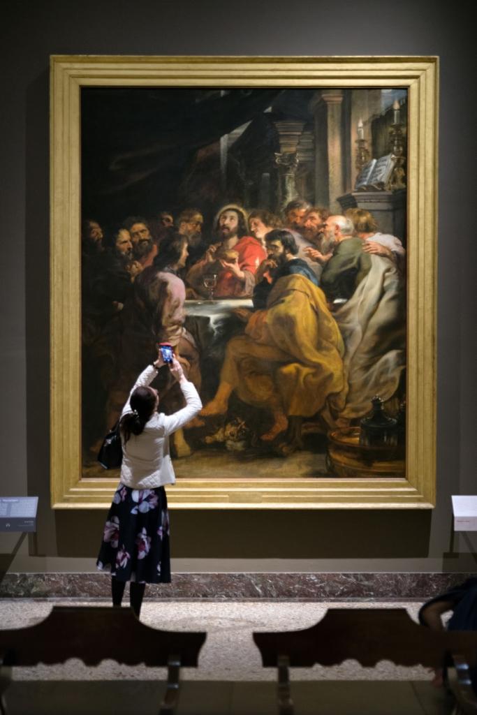 Paul Rubens egyik híres festménye.