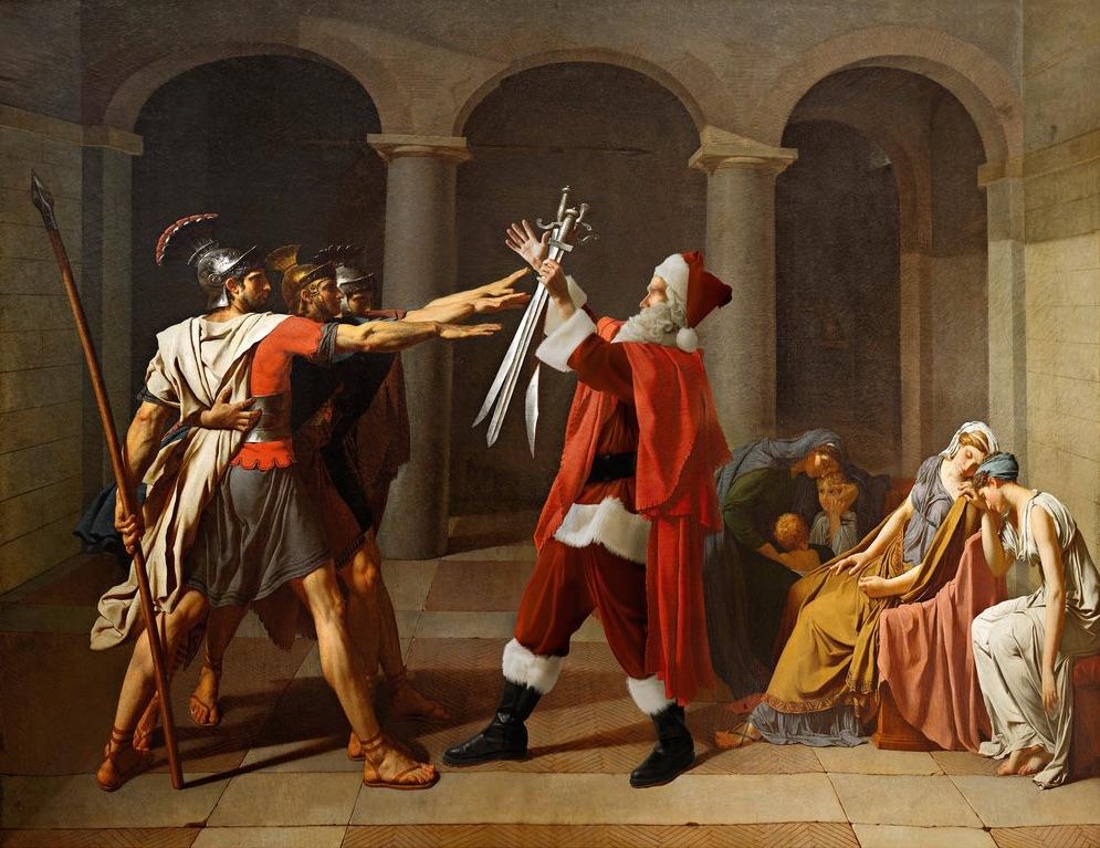Horatiusok esküje