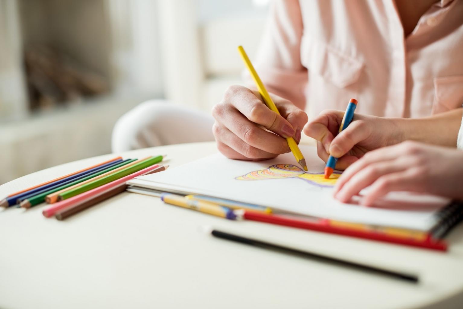 A színek vizsgálata a rajzelemzésben