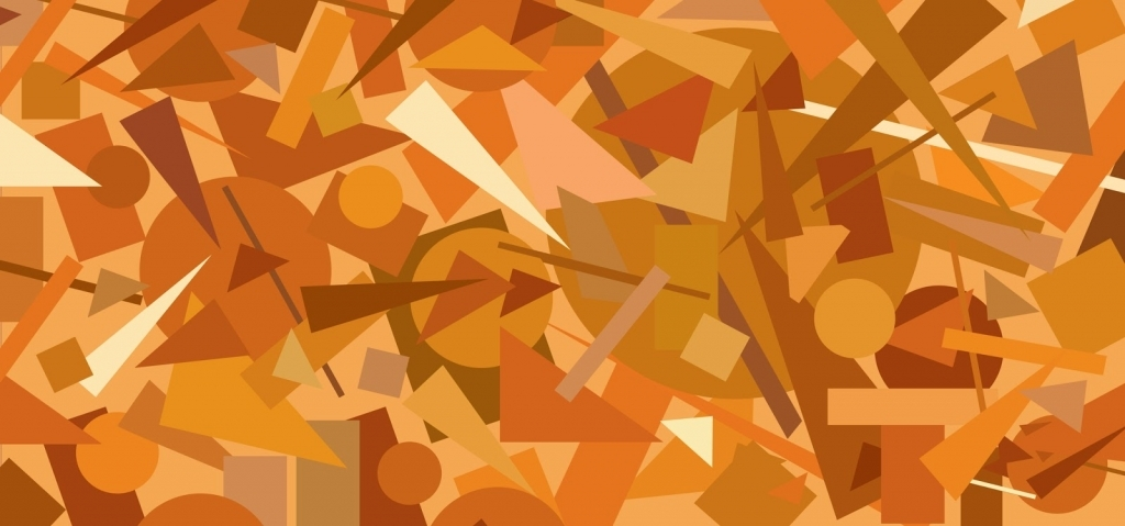 Konstruktivizmus - színek és formák absztrakciója