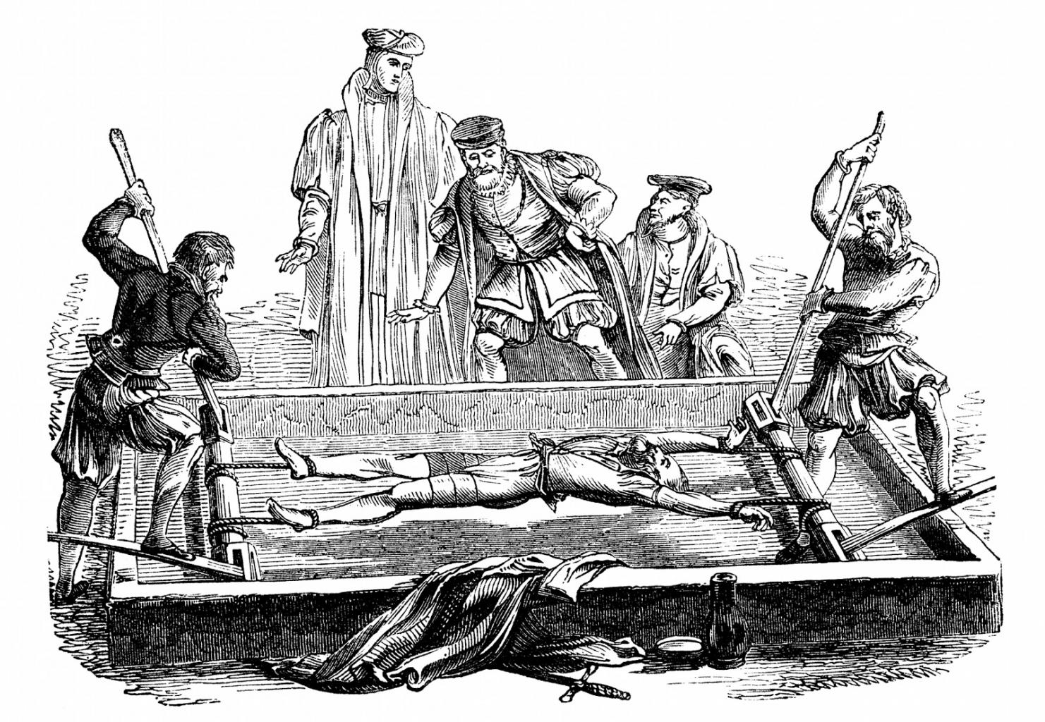 Manierizmus - válasz a középkori kínzásokra