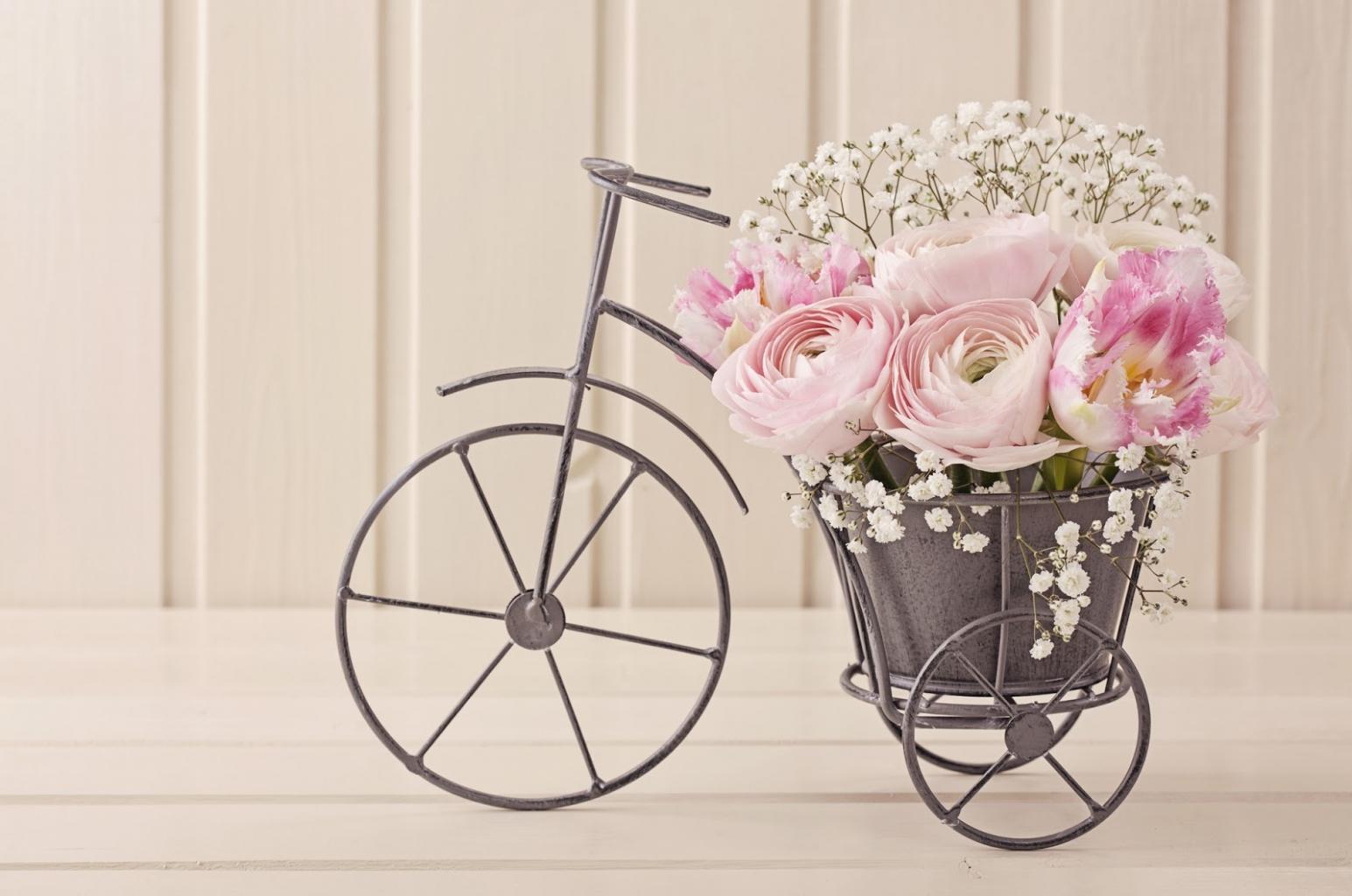 Kreatív hobbi - virágkötészet