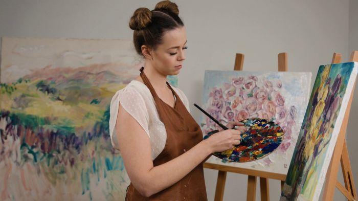 A festészet 10 pozitív hatása az életedre