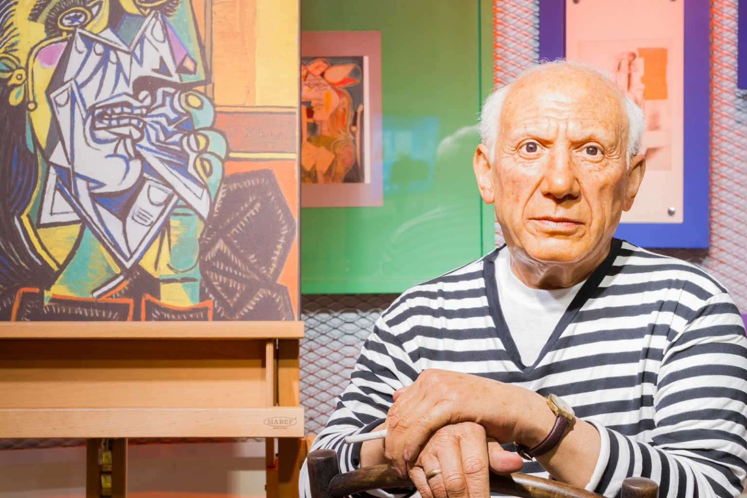 Híres festők furcsa szokásai - Pablo Picasso