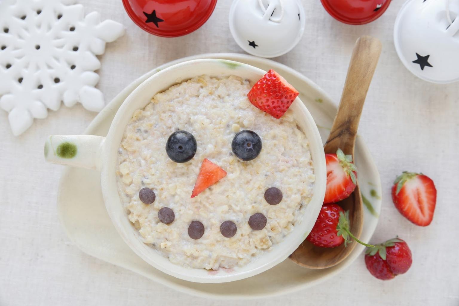 karácsonyi kreatív ételek