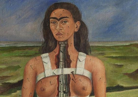 Frida Kahlo kiállítás Budapesten