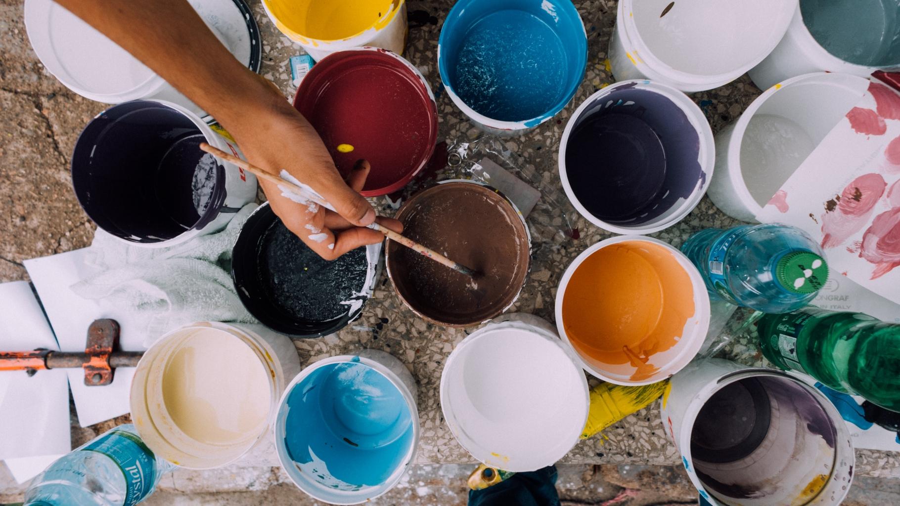 Az agyad válasza a festésre: ommmmmmmmm!