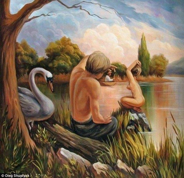 7 festmény, ami próbára teszi az elmét