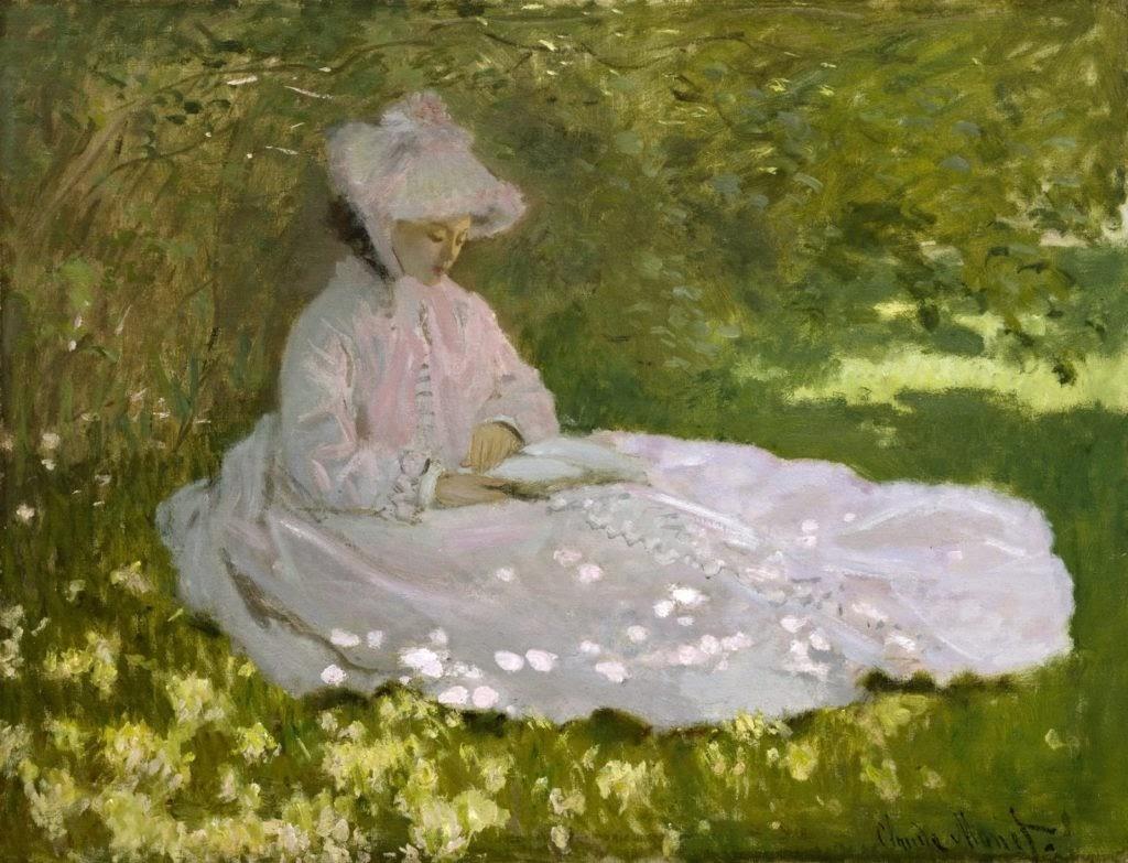 Monet: Tavasz