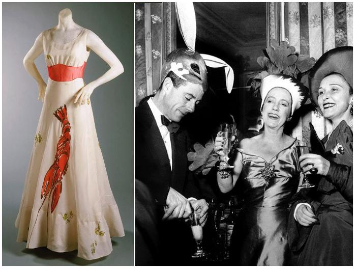 A képzőművészeti stílusok és a divat szerelme, avagy: festői ruhaköltemények - 2. rész