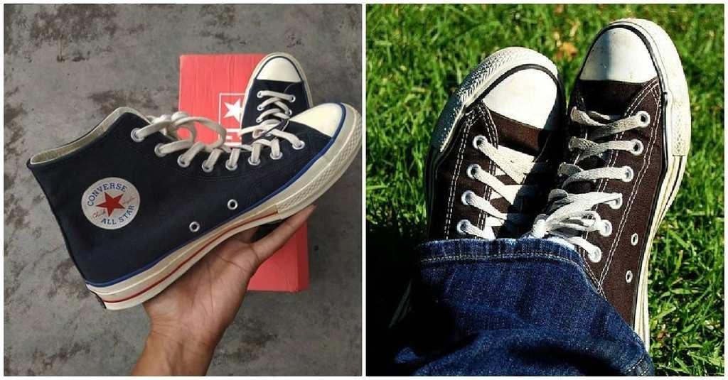 Emberi alkotások: csodálatos találmányok - Converse cipő