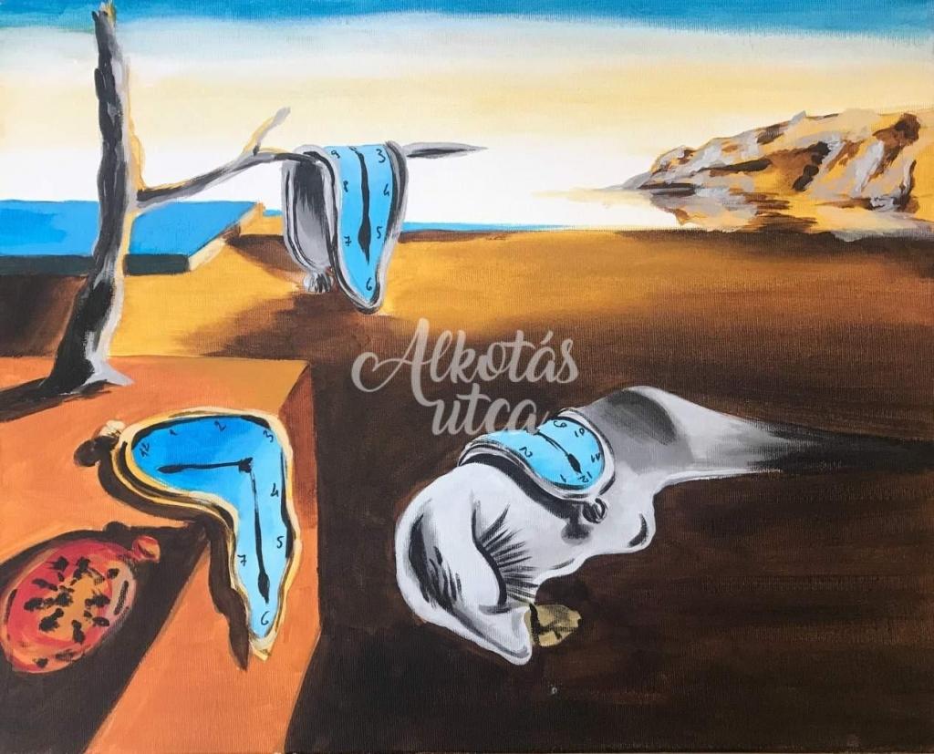 Alkotásutca - Salvador Dalí