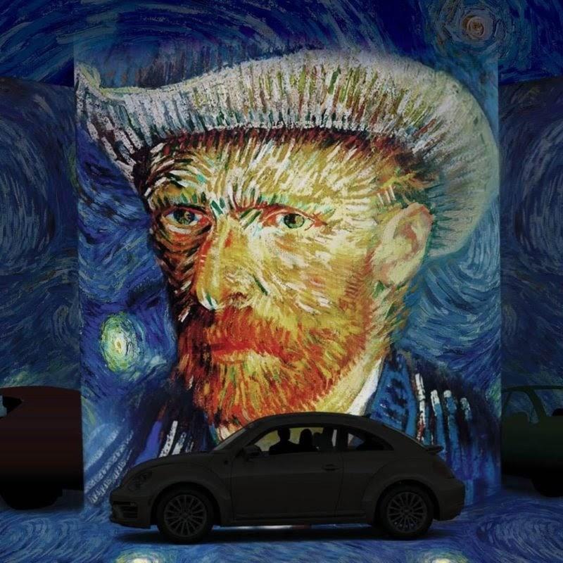 Van Gogh - Önarckép