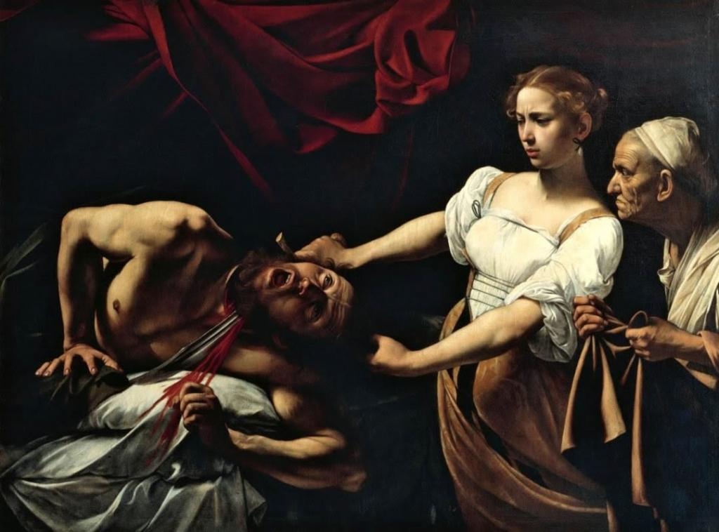 Caravaggio festmény