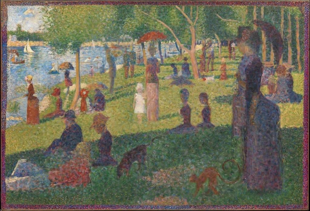 Híres festők, akikért rejtélyes módon jött el a kaszás! - 3. rész: Georges Seurat