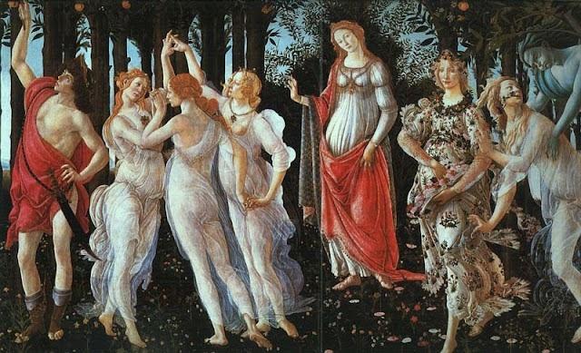 Sandro Botticelli: A tavasz