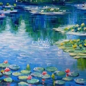 Monet - Vízililiomok