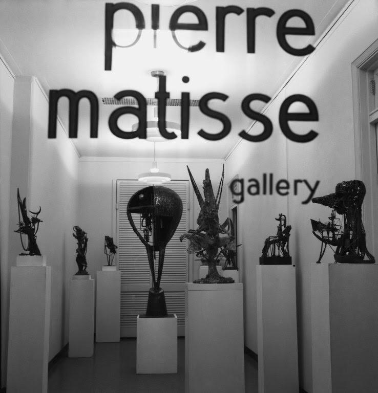 Pierre Matisse galéria