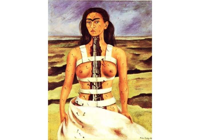10 festmény Frida Kahlótól, aminek különös története van
