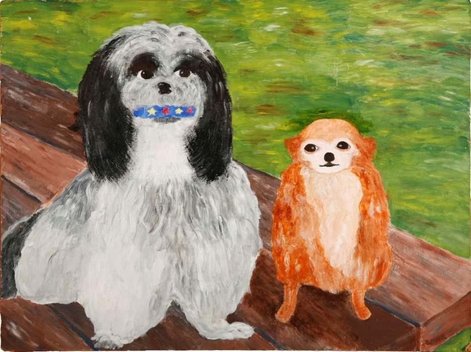 Mitől jó egy rémes festmény?
