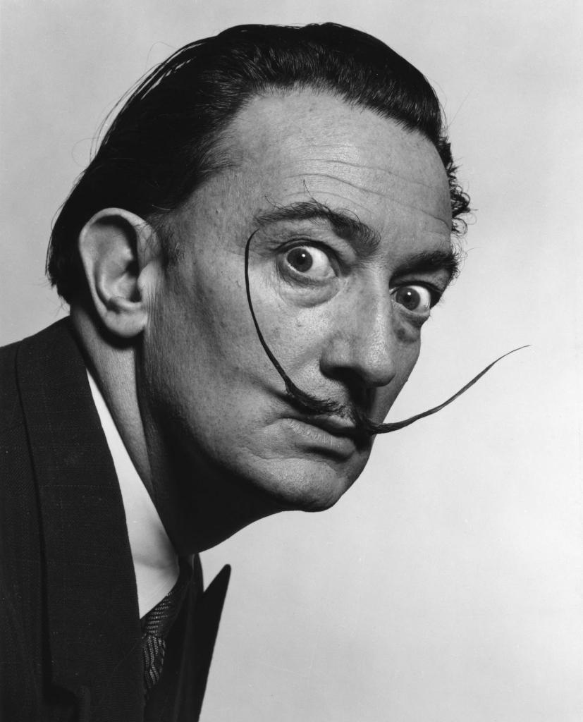 Bajuszpödrésre fel! — Avagy 4 izgalmas tény Salvador Dalíról