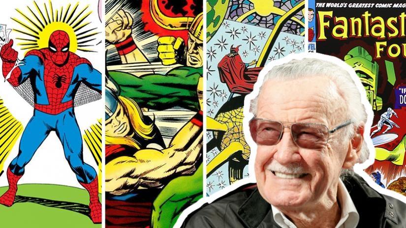 10 dolog, amit tutira nem tudtál Stan Lee képregényhőseiről