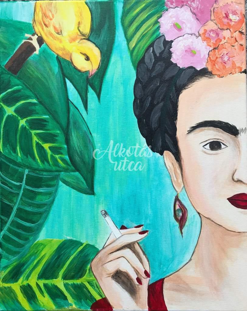 Frida Kahlo - Welcome in the jungle
