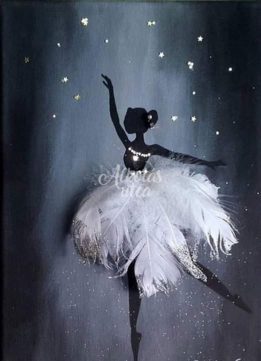 Varázslatos balerina